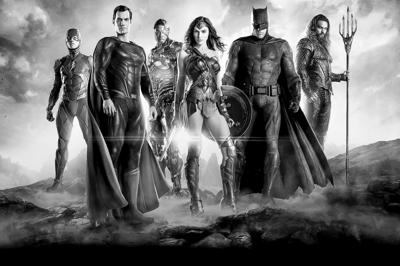 The release of Synder's edition of the Justice League film comes after five years of campaigning by fans for its release.