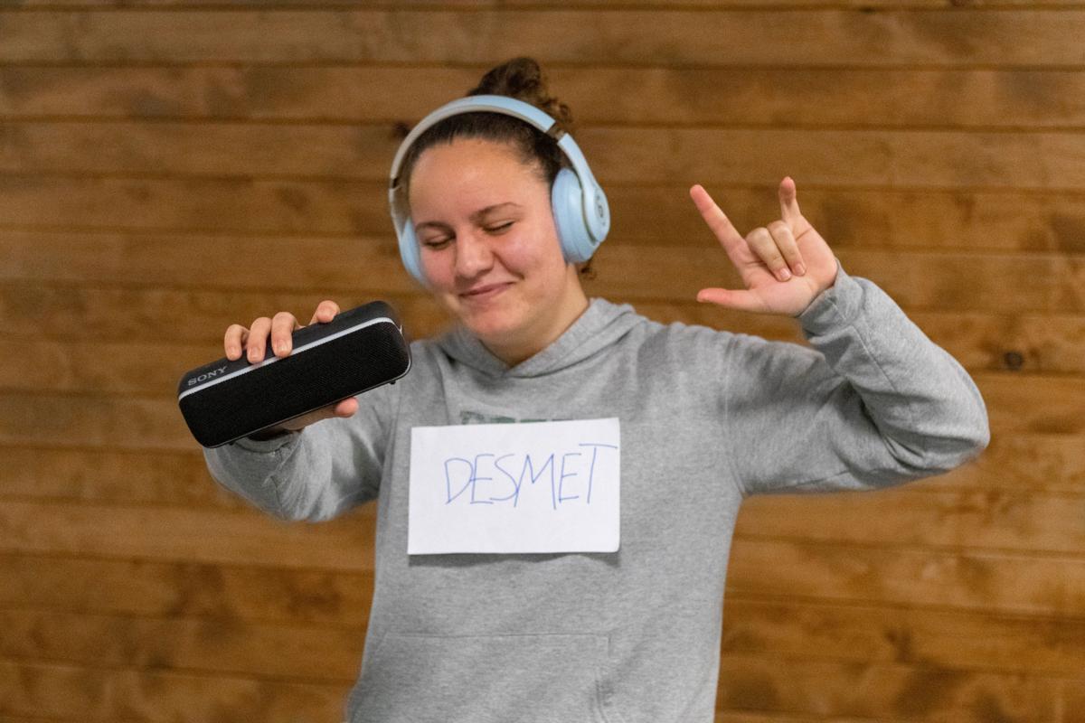 DJ Desmet costume