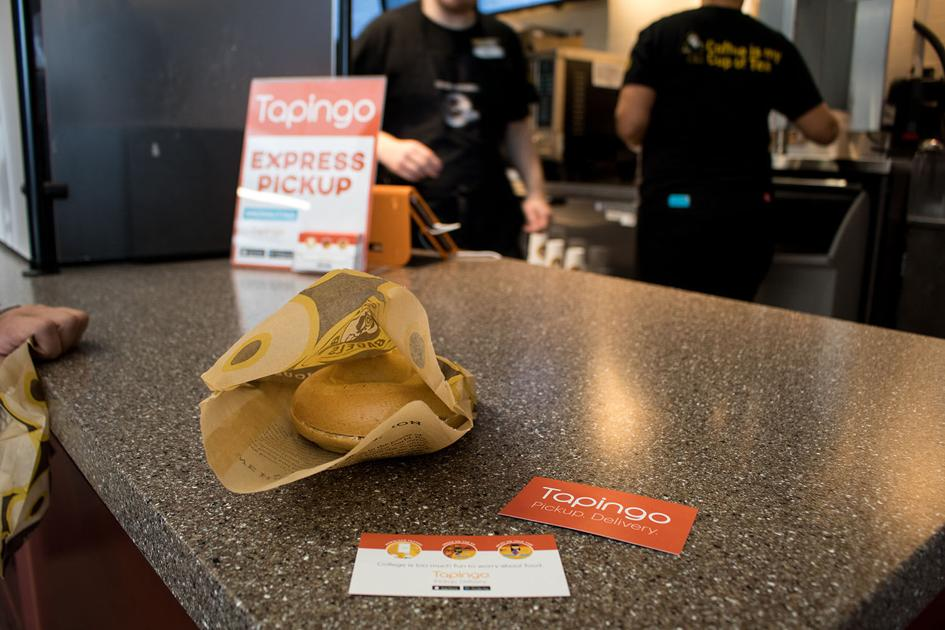 """Tapingo"" offers online orders for Gonzaga's campus dining ..."