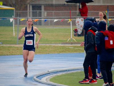 Gonzaga Men's and Women's Track Meet