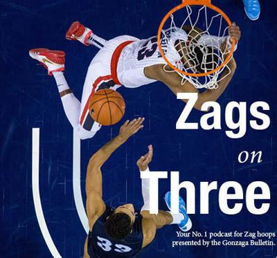 Zags on Three