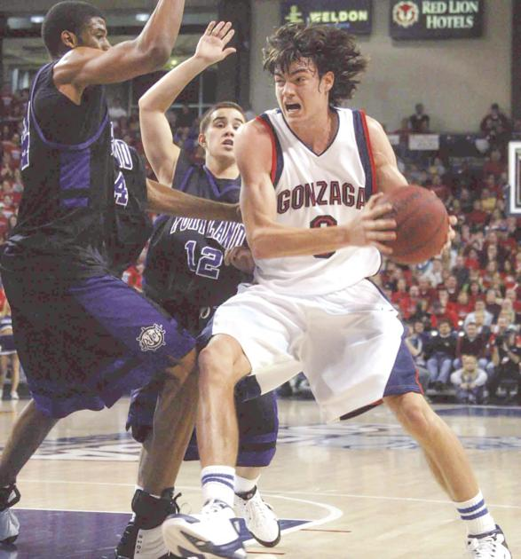 ec65553bd GU basketball star Morrison named to the WCC s Hall of Honor ...