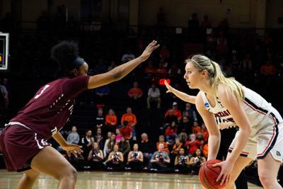 GU women's basketball vs. Arkansas Little Rock