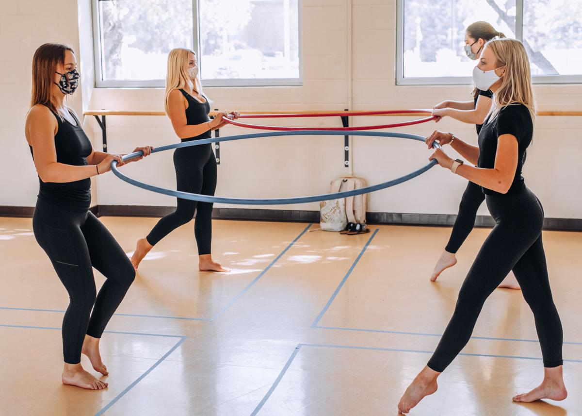 Gonzaga Dance Program continues to dance this fall