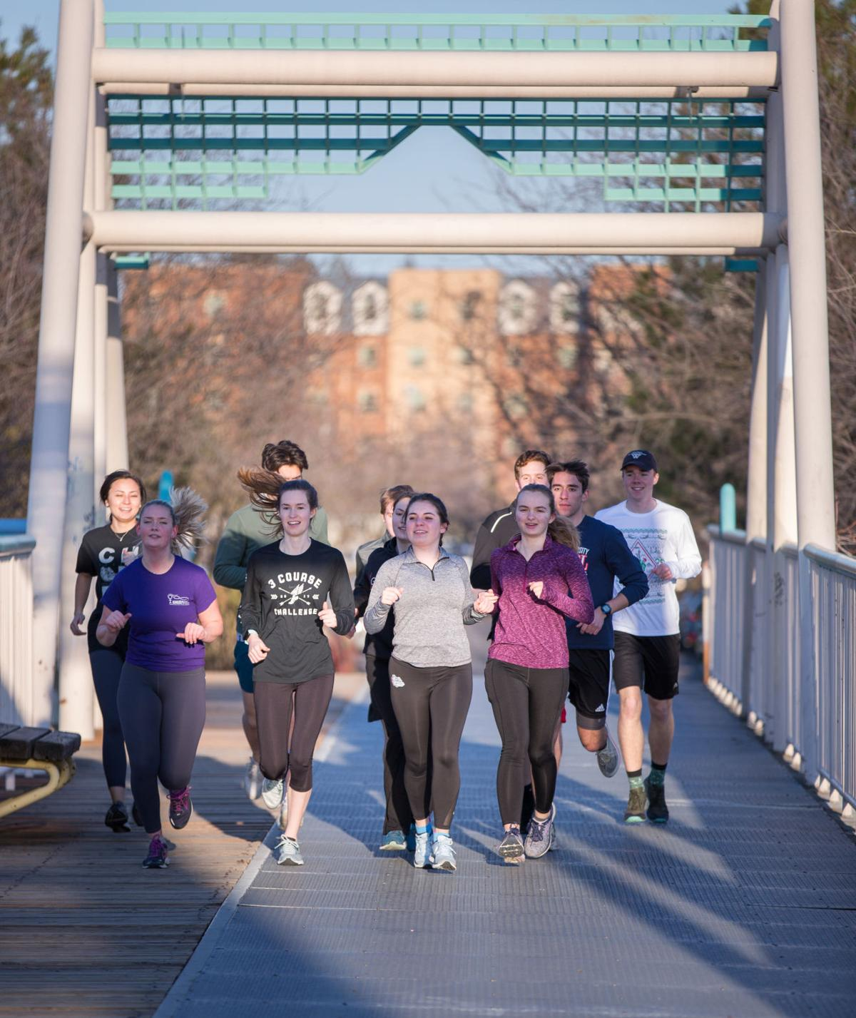 Gonzaga Running Club coming together to form new connections