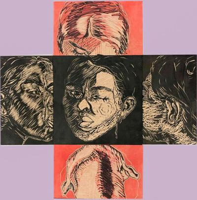 Isarankura has trained in many art forms, but her artistic passions are printmaking and life drawing.