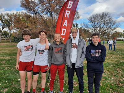 Brady XC Team