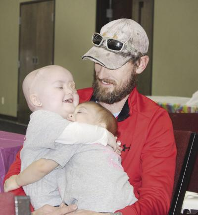 So much love, so little time: A story of childhood cancer