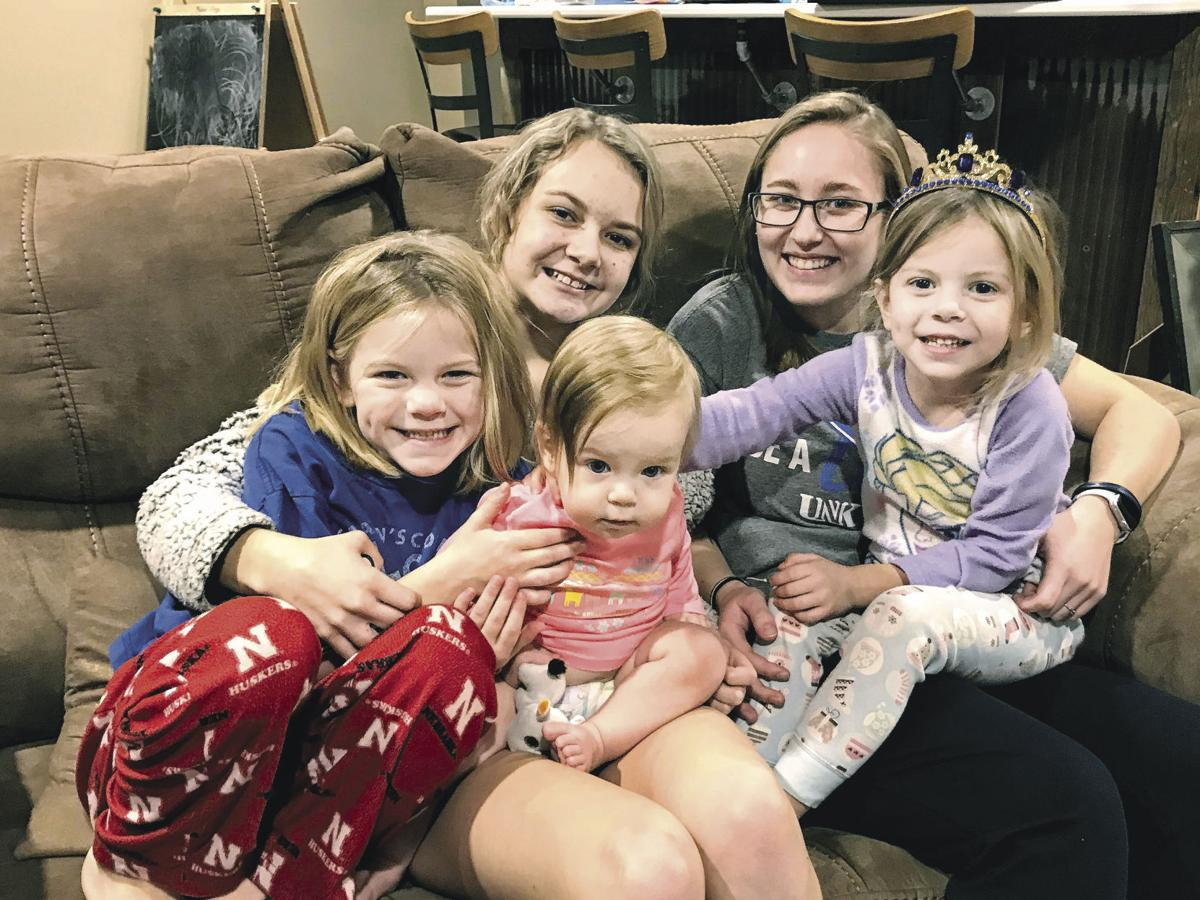 CELEBRATING THE DECADES: Under 20, Stupka strives to always be kind, and always smile