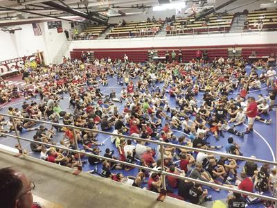 Legends Wrestling Camp set for June 23-25