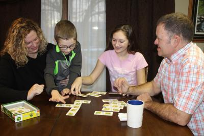 One family's new normal