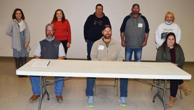 Dawson County Extension Board