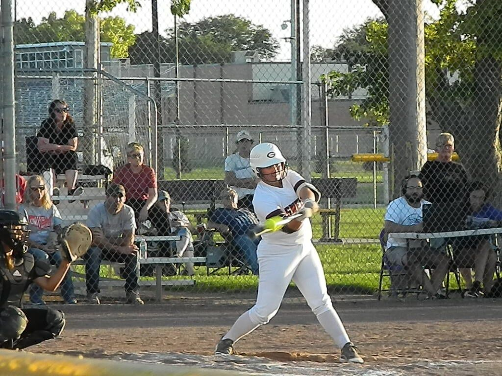 Grueling schedule keeps Swede softball on top of their game
