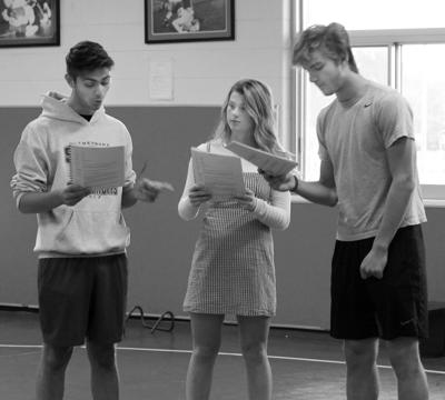 Sam, Ella, Brody
