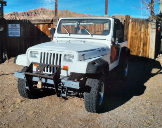 1989 Jeep For Sale