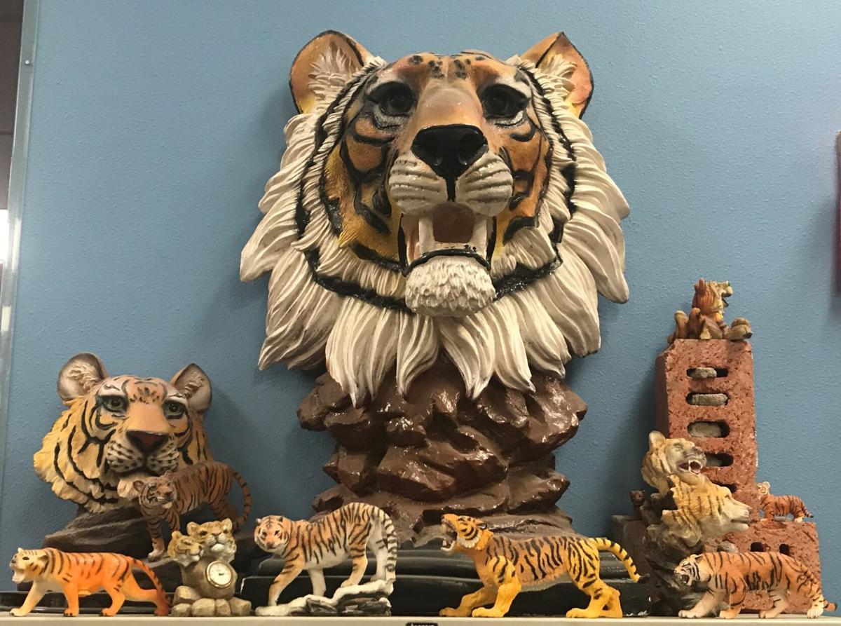 HSHS School Office Tigers