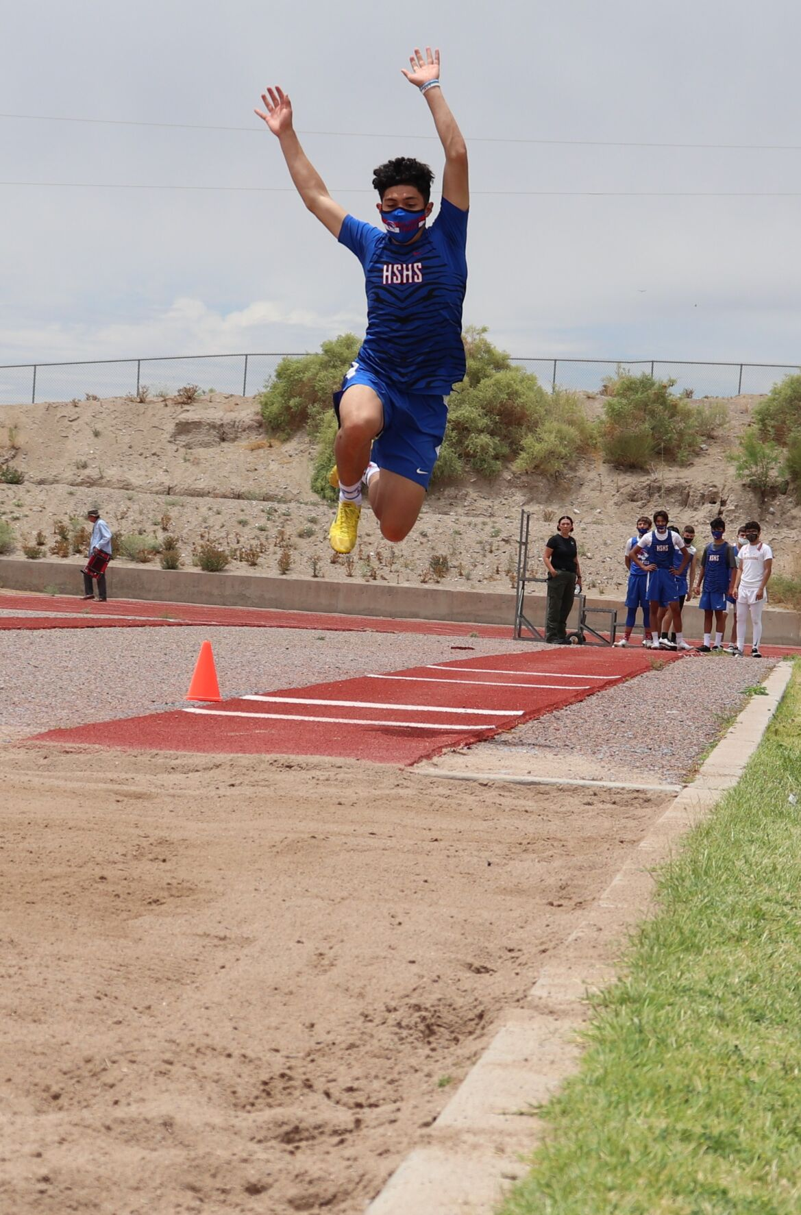 Track Mike Tooley Relays 2