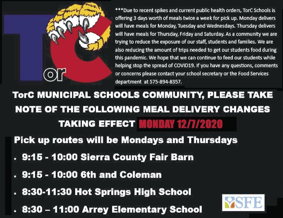 School Meal Schedule 2x3 12.11.20.tif