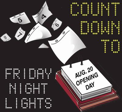Countdown To Friday Night Lights