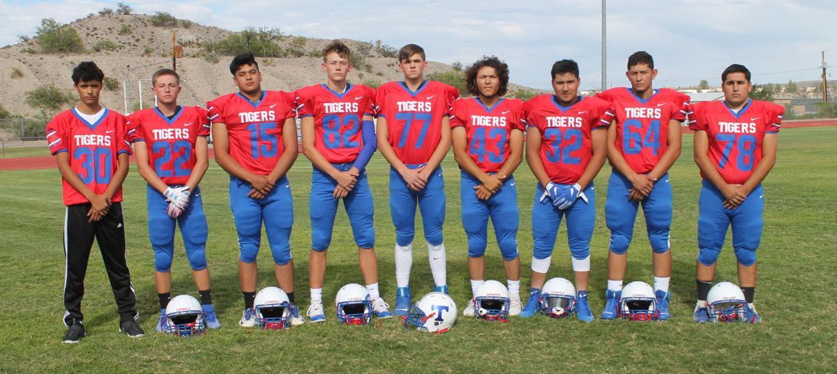 Tiger Football Seniors