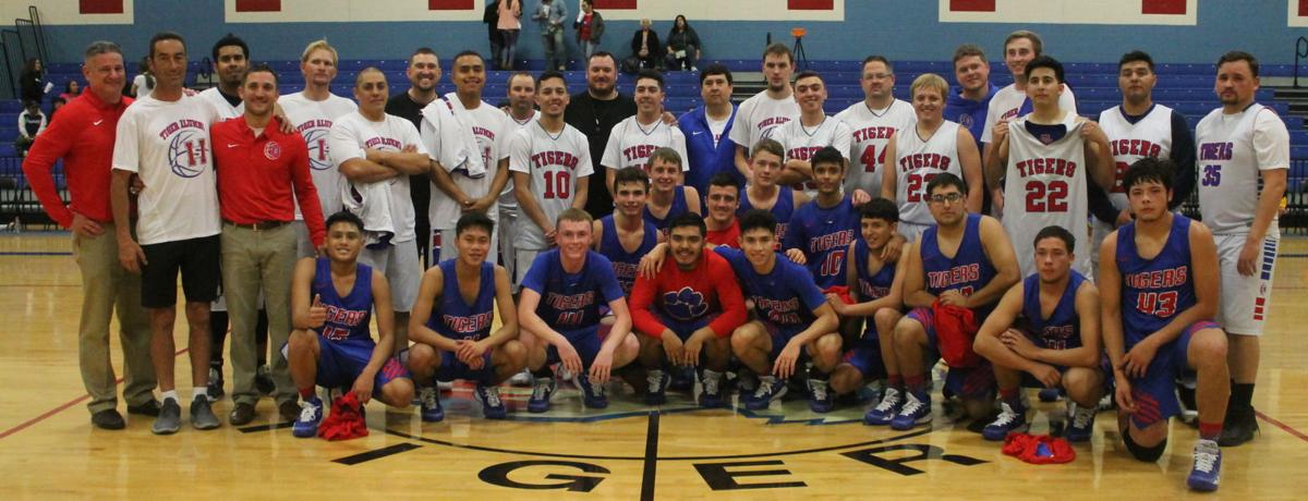 Tiger Brothers - Alumni And Boys Varsity