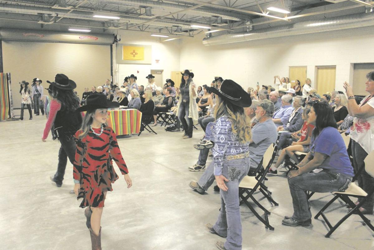Sierra County Fair Queen Contestants