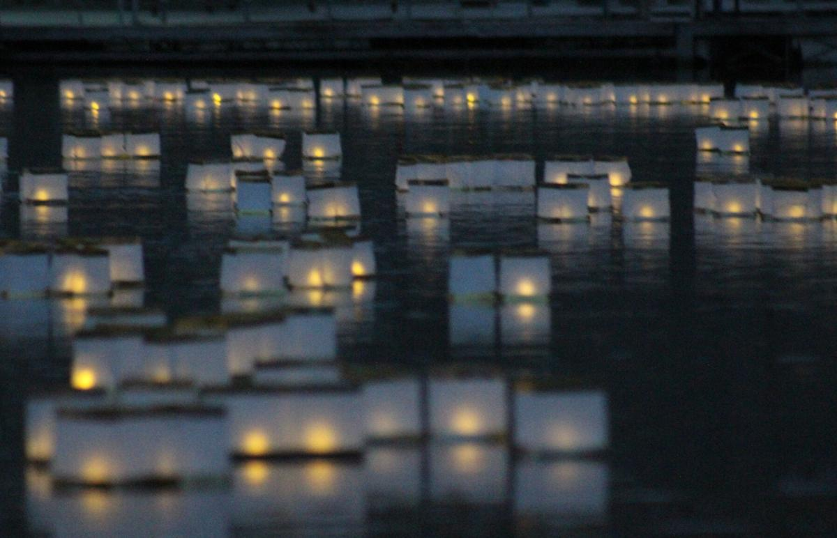IMG_4261.JPG-Candle Rafts fade into night 9-11-2020 .JPG