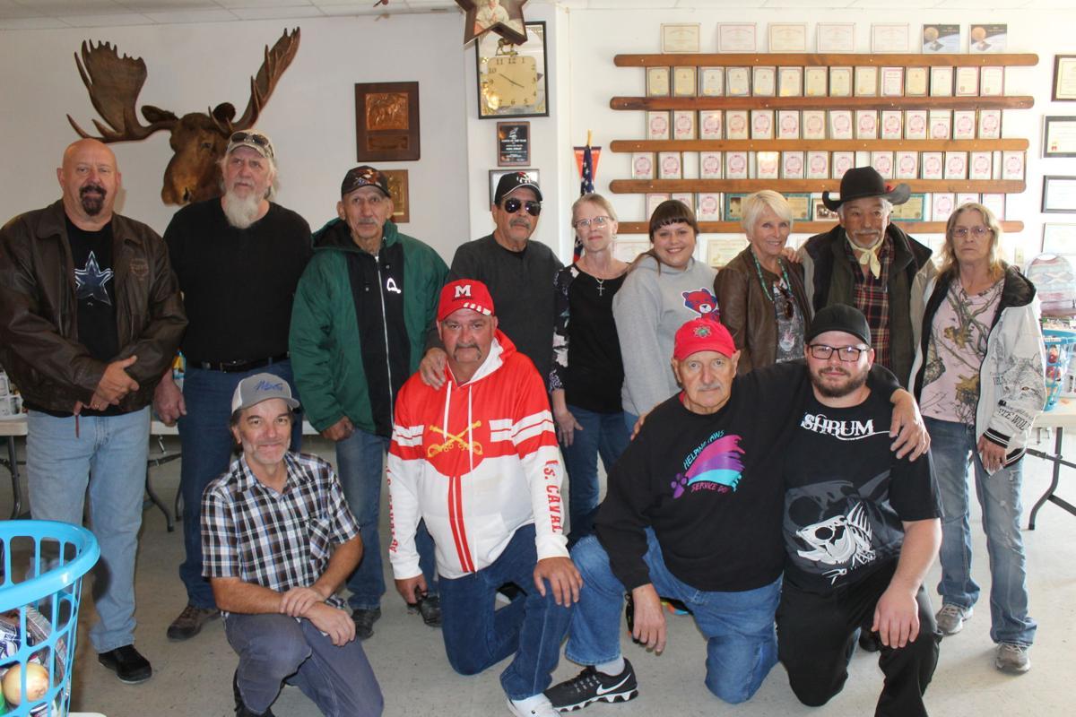 Moose Lodge 2050's Thanksgiving Dinner Team