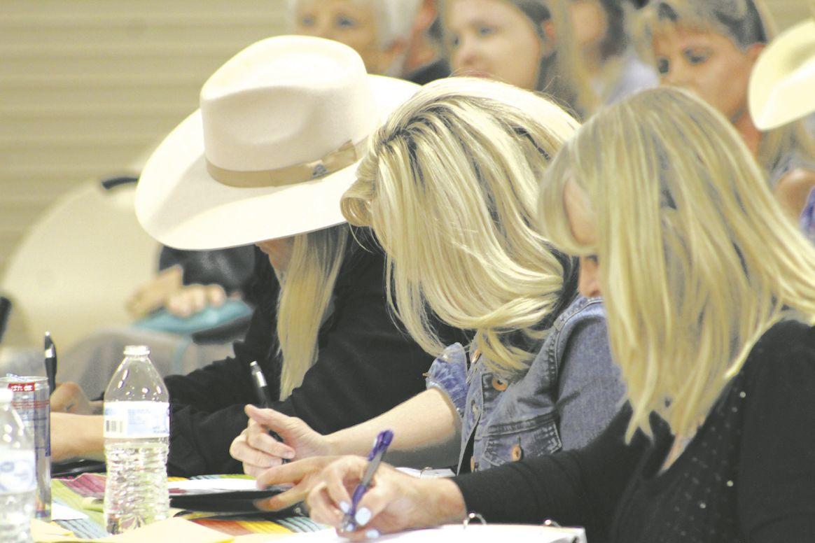 Sierra County Fair Queen Judges