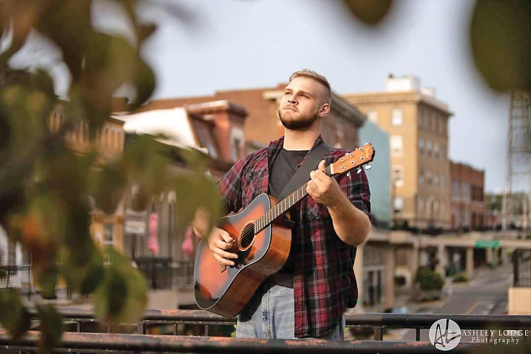 Local musician in it for the long run