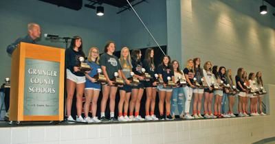 Lady Grizzlies honored for runner-up finish in TSSAA State Tournament