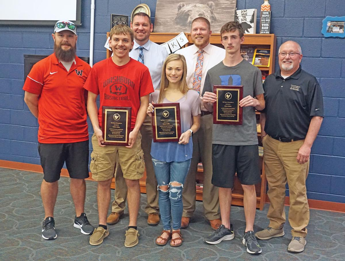 Cross Country Honored