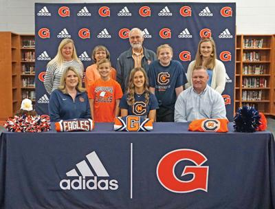 Ashlyn Nickels signs with Carson-Newman