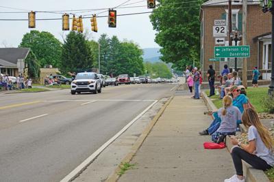 GHS graduation parade held