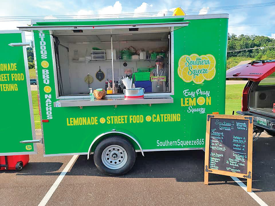 Southern Squeeze Lemonade, Street Food  and Catering to make Rutledge a regular stop