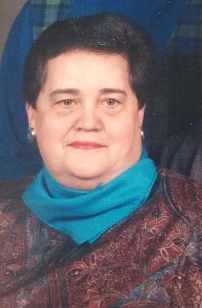 Bobbie Ruth McKinney Greenlee