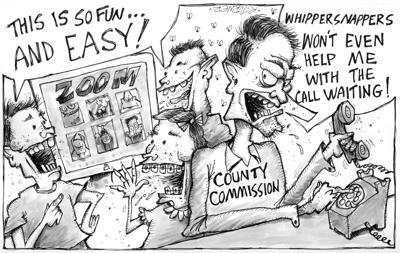 Nov 18, 2020 Opinion Cartoon