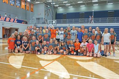 Lady Grizzlies Camp