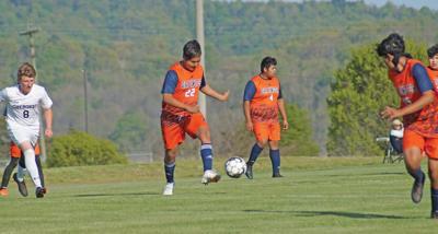 GHS vs CHS soccer