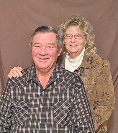 Harold and Rhonda Reagan