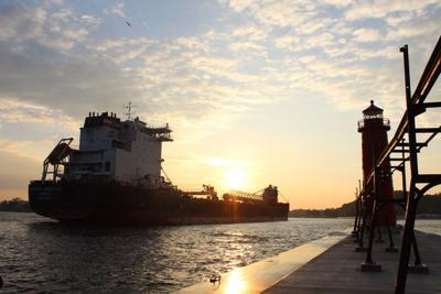 Innovator among 4 freighters in port this week