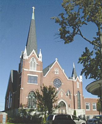 4 area Lutheran churches to merge