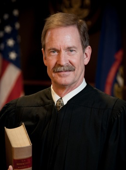 JUDGE VANALLSBURG