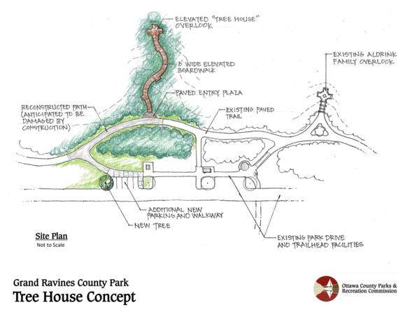 Grand Ravines Treehouse 1