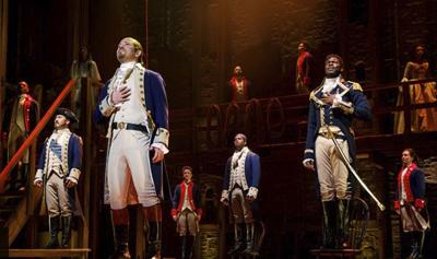 You could see Hamilton in Grand Rapids for only $10