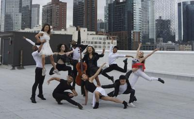 Na-Ni Chen Dance Company and the Ahn Trio to perform Sept. 19-20