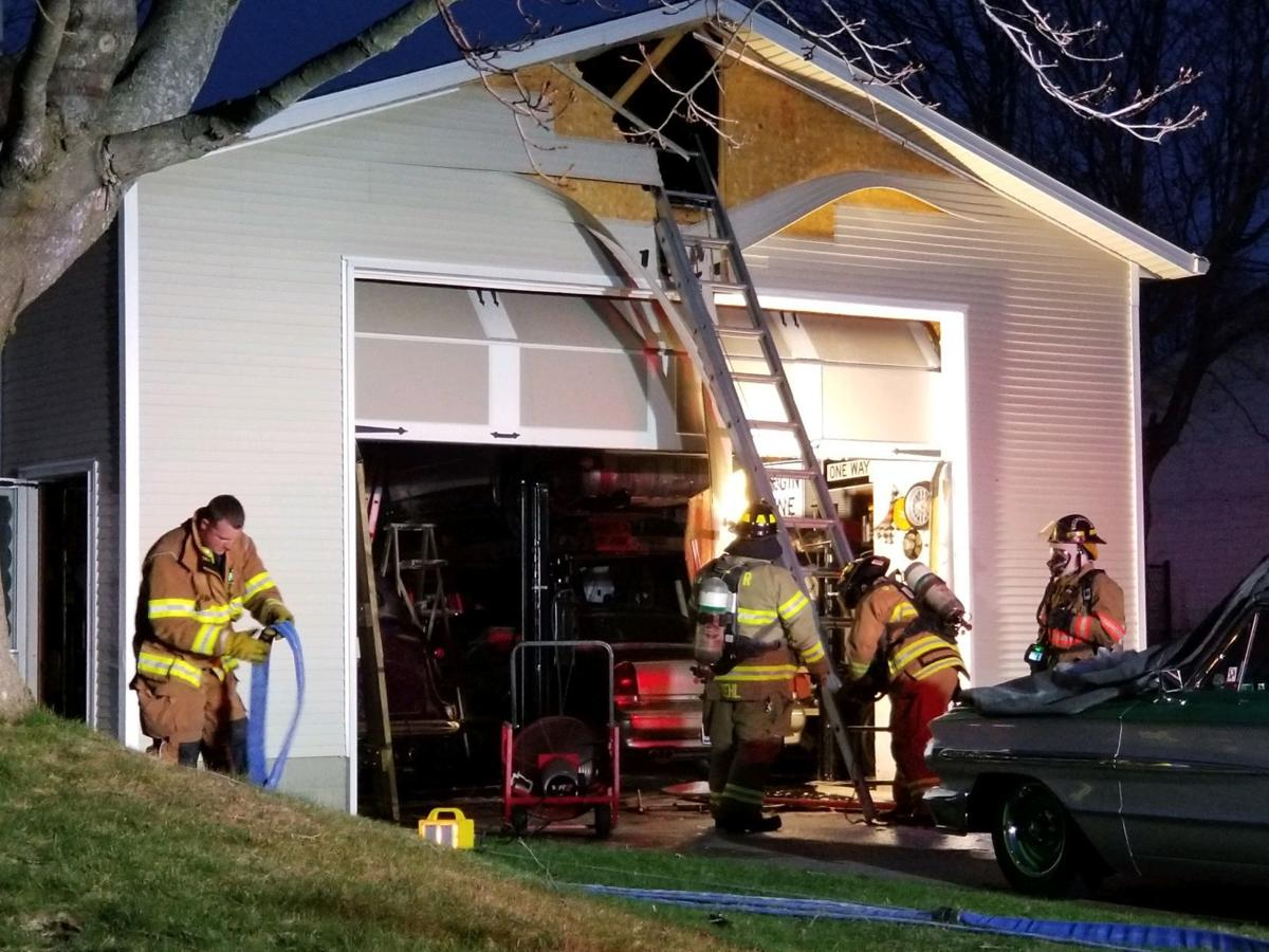 2 Garage Fire