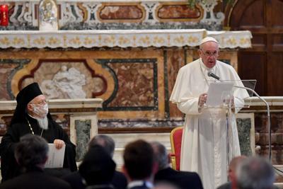 WORLD-NEWS-POPE-SAMESEX-UNIONS-GET