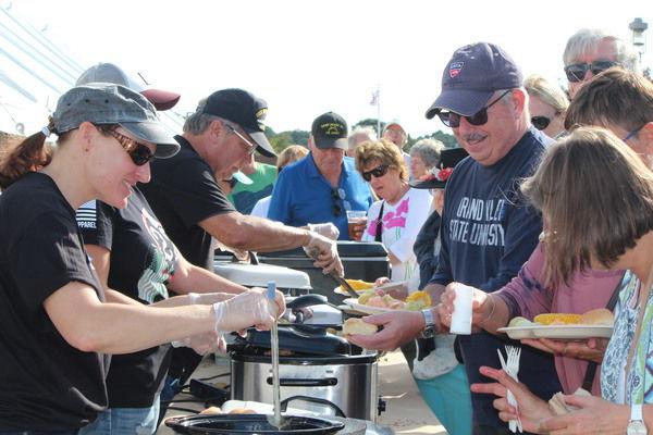 Salmon Festival begins
