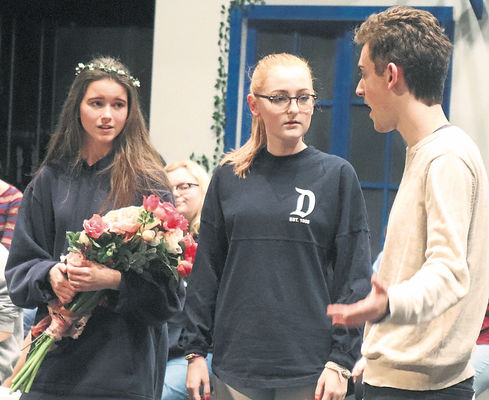 'Mama Mia' takes the GHHS stage